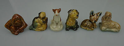~ 10 ~ Collection ~ Wade ~ Animal ~ Figurines ~ 100% To Charity ~