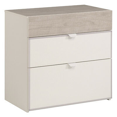 Commode 3 tiroirs HOMER  - PROMOTION