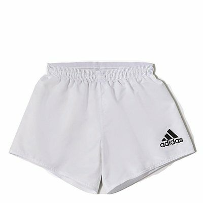 adidas Rugby Shorts - White