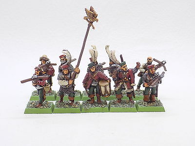 Dogs of War MARKSMEN OF MIRAGLIANO x12 Well Painted Citadel 37879