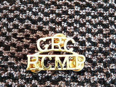 Royal Canadian Mounted Police (GRC/RCMP) Collector Pin  (P94)