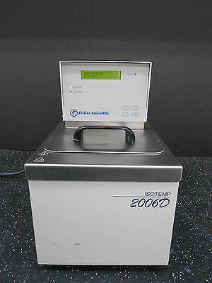 Fisher Isotemp 2006D Chilling & Heating Circulating Water Bath