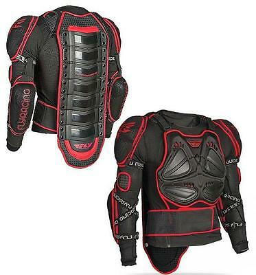 Fly Racing Motocross Barricade Long Sleeve Body Armor Suit (All Sizes)