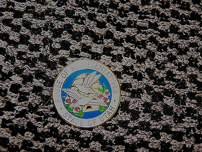 State of UTAH House of Representatives Collector Pin (P82)