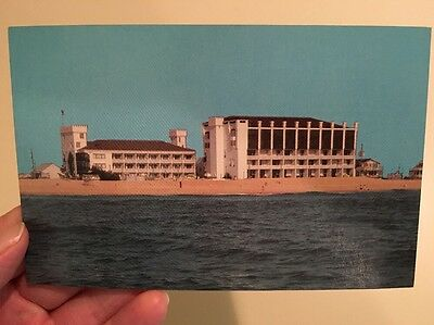 Ocean City Maryland Castle In The Sand motel vintage pc