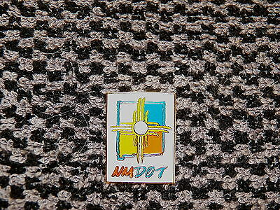 NEW MEXICO Department of Transportation (DOT) Collector Pin  (P75)