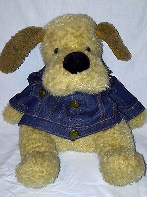Cute Stuffed Animal Puppy/Dog Travel Duffle Tote Bag for Kids