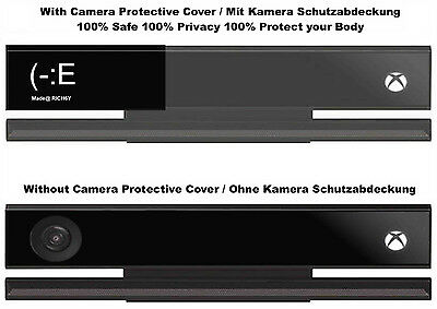 XBOX ONE Kinect®Camera Sensor Protective Cover Abdeckung 100% Privacy KING NEW*