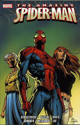 AMAZING SPIDER-MAN BY JMS ULTIMATE COLL TP BOOK 04 - US-Paperback  - T003