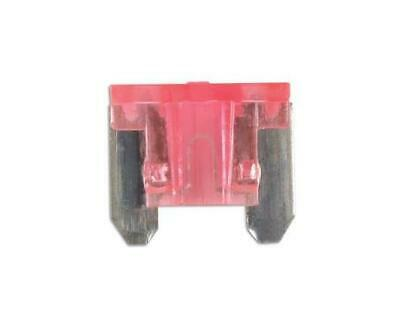 Low Profile Spare 10x Micro Blade Fuses 4 Amp For Motorbike Motor Cycle