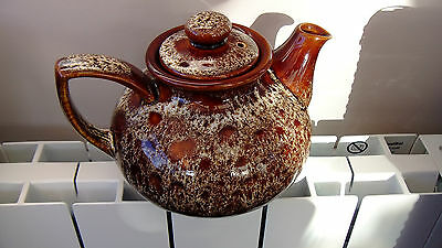 "Lovely Fosters Of Cornwall ""Honeycombe"" Teapot c1960s/70s"