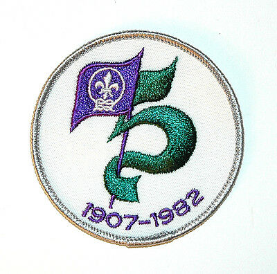 Boy Scouts of Canada – Vintage 75th Anniversary Scouts 1982 - New