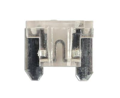 Low Profile Spare 100x Micro Blade Fuses 25 Amp For Motorbike Motor Cycle