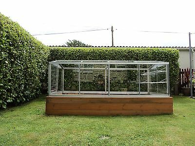 Access Raised Bed Cold Frame 8 x 4
