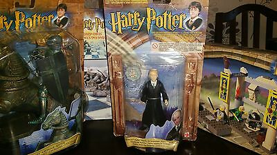 Harry Potter And The Philosopher's Stone Slytherin Malfoy Figure By Mattel *new*