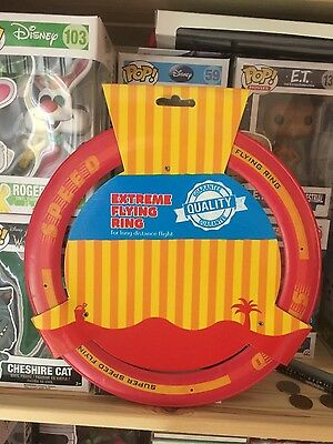 "Aerobie Extreme Sprint Flying Ring 10"" Frisbee Garden Games Outdoor"
