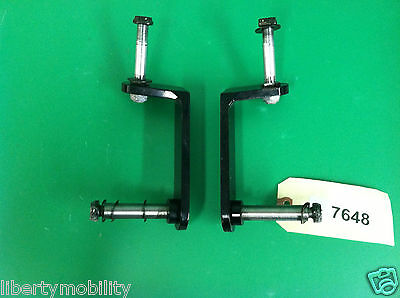 Rear Caster Forks for Pride 1170 XL Power Wheelchair #7648