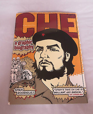 Che A Graphic Biography Graphic Novel by Spain Rodrigeuz Che Guevara