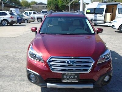 2016 Subaru Outback 2.5i Limited ubaru save thousands  on this hail damage special!!!