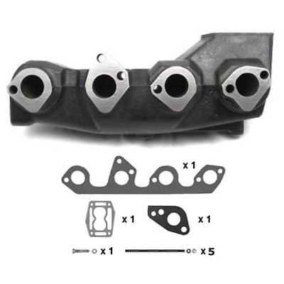 HGE 6041 OMC 2.3L Marine Exhaust Manifold 912472 913395 986041 4-Cyl Boat