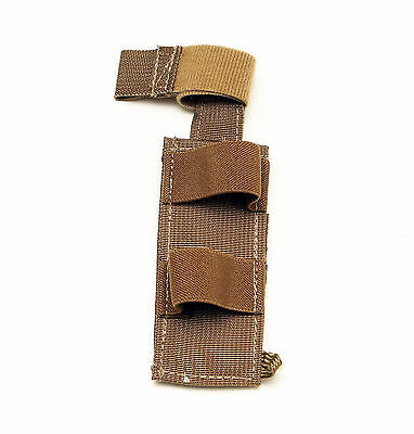 Milspec Monkey MSM SHEAR POUCH PLUS - Tourniquet Carrier - NEW - COYOTE