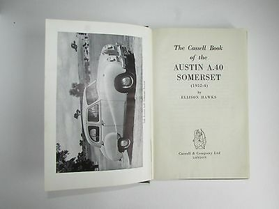 The Cassell Book of the Austin A40 Somerset