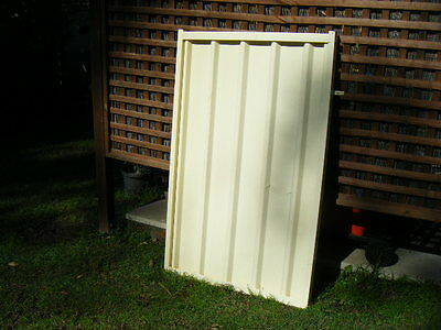 Cream Coloured Garden Gate Pick Up From Windsor Nsw