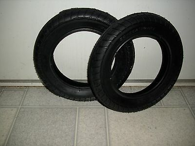 10 x 2 Tricycle  or stroller/jogger black tire set (2)