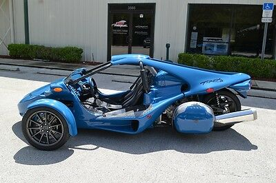 2016 Other Makes T-Rex  Campagna T-Rex 16S Dynamic Blue Full 1 Year 12,000 Mile Warranty