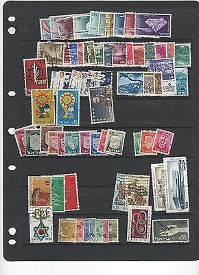 70 Different used Stamps