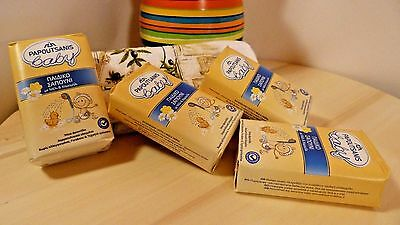 Baby Natural Greek Soap with Honey and Chamomile Herbal Papoutsanis Beauty Skin