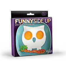 Fred FUNNY SIDE UP EGG MOULD - Silicone Mould OWL Frying Egg