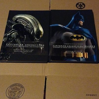 SIdeshow Capturing Archetypes Book Volume one & two 1 2