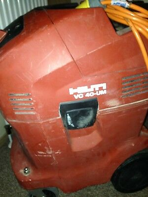 hilti dust extractor