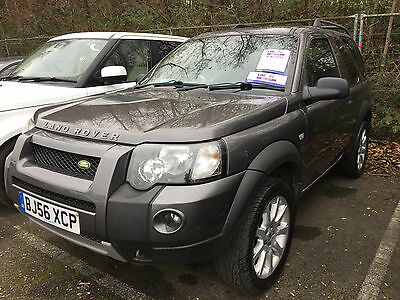56 Land Rover Freelander Sport Td4 Leather,aircon,h/seats,e/roof,cd,parking Sens