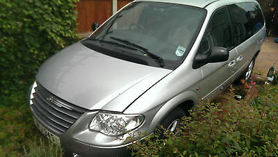 chrysler grand voyager 2.8cdi, 2007 for sale