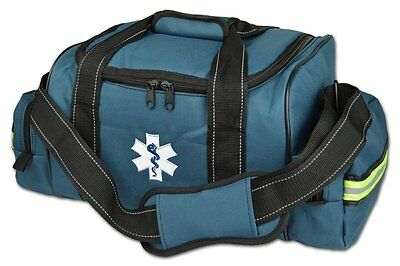 NAVY Lightning X Large First Responder Bag w/ Dividers, Medical Trauma First Aid