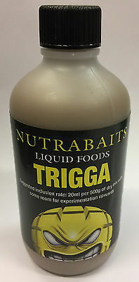 Trigga Liquides Alimentaires 250ml by Nutrabaits