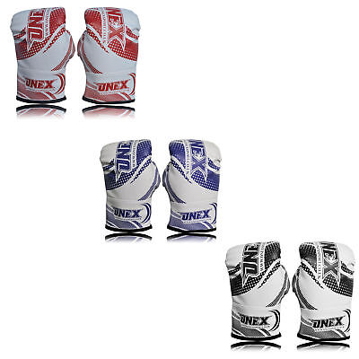 Kids 2oz Boxing Gloves Punching sparring mma training kick boxing Gloves Black R