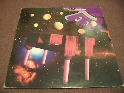 "The Orb - Aubrey Mixes: The Ultraworld Excursions - 12"" LP Big Life Records"