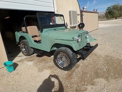 1964 Jeep Other green tan 1964 Willy's Jeep CJ5