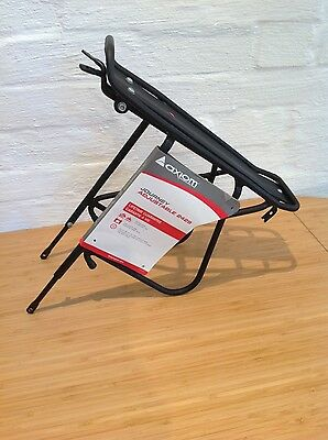 Axiom Journey 2429 bicycle rear rack adjustable brand new - LOCAL PICKUP