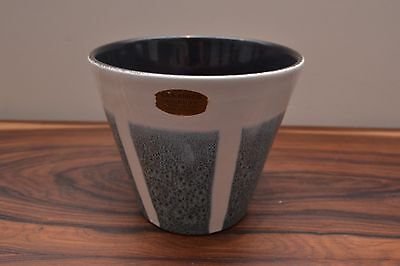 Stylish Mid Century Vintage Ceramic Medium Planter by Kilrush Pottery