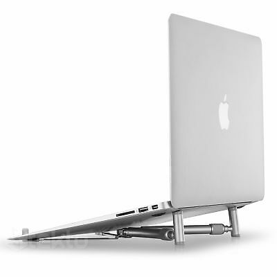 Laptop Stand for 12-17 MacBook Pro & Air 13 15 Portable Adjustable Cooling Pad