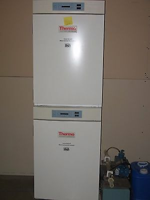 Thermo Forma 3110 Series II Dual Stack Water Jacketed CO2 Incubator HEPA Filter