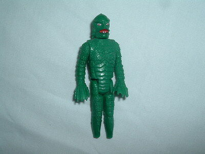 Vintage Creature From The Black Lagoon Small Action Figure Feet Are Broken