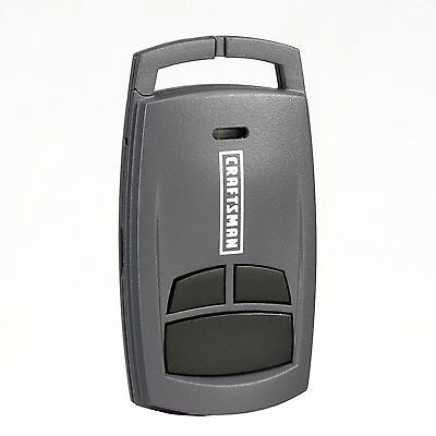 Craftsman 3-Function Remote Control Model 30499 FREE SHIPPING!