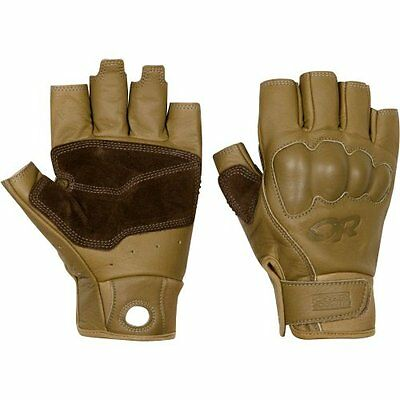 Outdoor Research Men's Hand Break Gloves, Cafe/Earth, Large