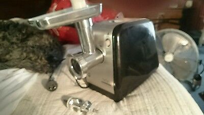 electric meat mincer TEFAL