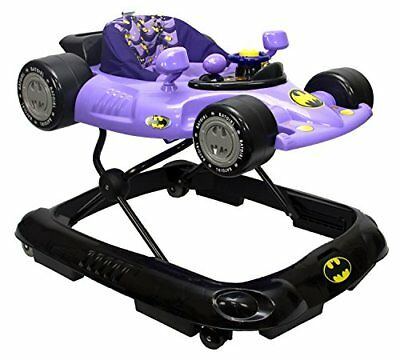 WB KidsEmbrace Baby Batgirl Activity Walker, Car with Music and Lights New
